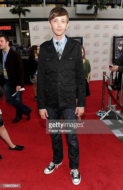 Actor DJ Qualls arrives at the Amigo screening during AFI FEST 2010 presented by Audi held at Grauman's Chinese Theatre on November 6 2010 in...