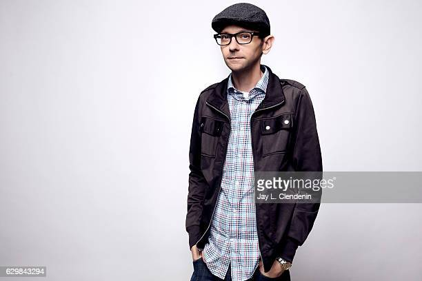 Actor DJ Qualls from the film 'Buster's Mal Heart' poses for a portraits at the Toronto International Film Festival for Los Angeles Times on...