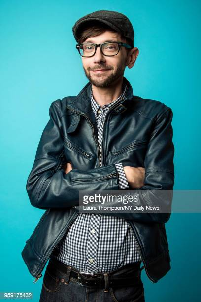 Actor DJ Qualls is photographed for NY Daily News on October 8 2016 in New York City CREDIT MUST READ Laura Thompson/NY Daily News/Contour RA