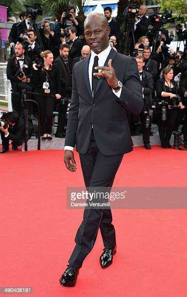Actor Djimon Hounsou attends the Opening Ceremony and the 'Grace of Monaco' premiere during the 67th Annual Cannes Film Festival on May 14 2014 in...