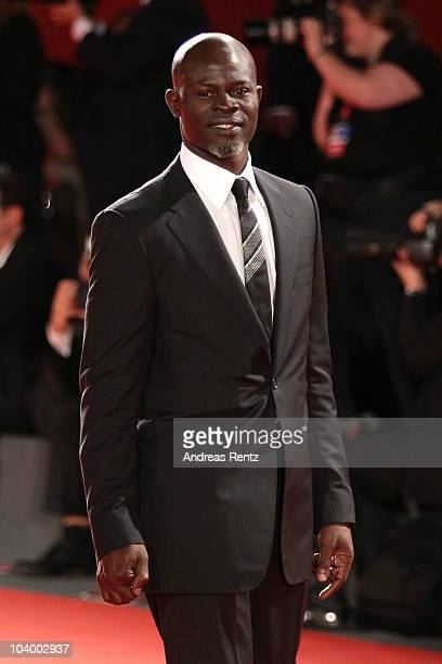 Actor Djimon Hounsou attends 'The Tempest' world premiere during the 67th Venice Film Festival at the Sala Grande Palazzo Del Cinema on September 11...