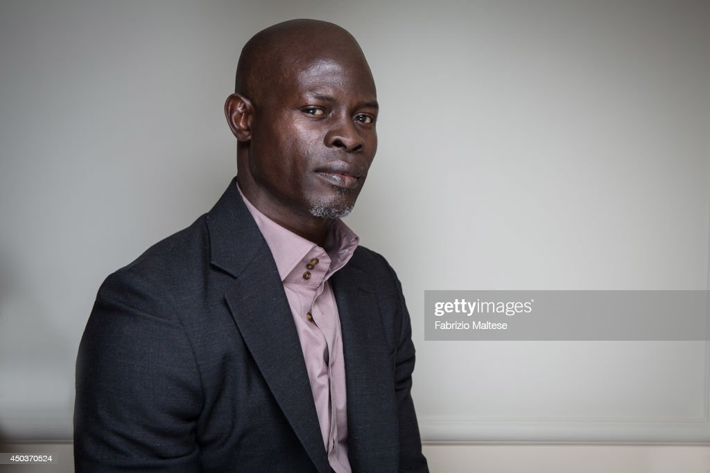 Djimon Hounsou, Self assignment, May 17, 2014