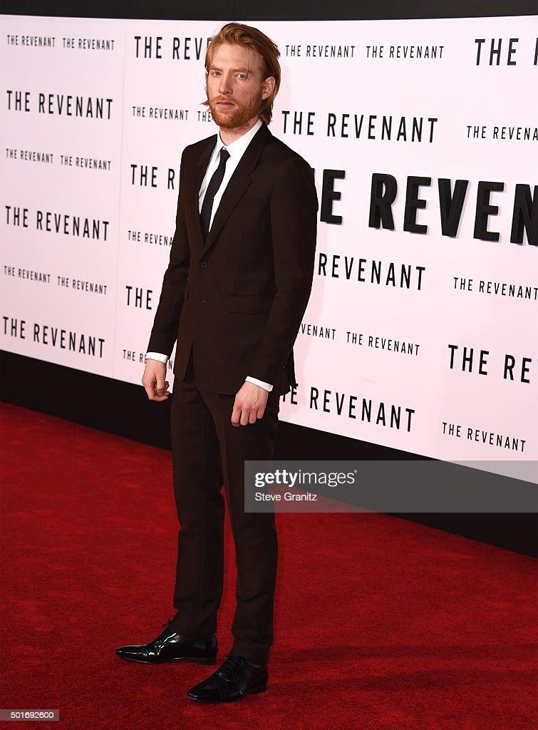 """Premiere Of 20th Century Fox And Regency Enterprises' """"The Revenant"""" - Arrivals"""