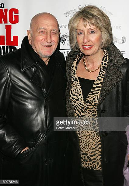 Actor Dominic Chianese and wife Jane Pittson attend a special screening of Raging Bull to celebrate the 25th anniversary and DVD release of the movie...