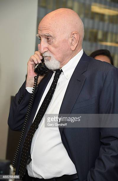 Actor Dominic Chianese attends Annual Charity Day Hosted by Cantor Fitzgerald and BGC at BGC Partners INC on September 11 2014 in New York City