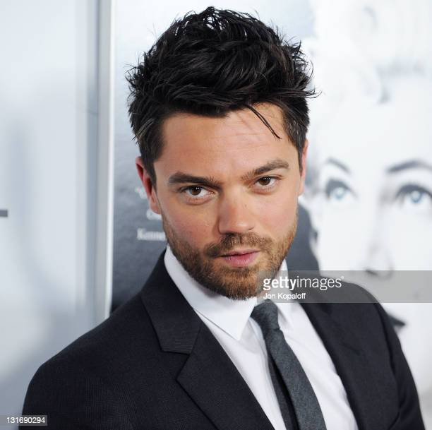 Actor Dominic Cooper arrives at the 2011 AFI FEST My Week With Marilyn Special Screening at Grauman's Chinese Theatre on November 6 2011 in Hollywood...