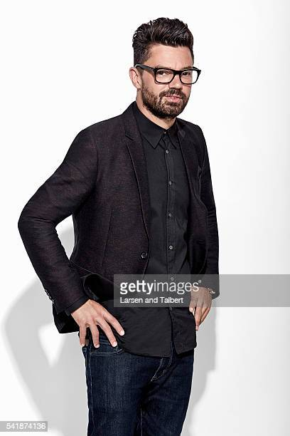 Actor Dominic Cooper of 'Preacher' is photographed for Entertainment Weekly Magazine at the ATX Television Fesitval on June 10 2016 in Austin Texas