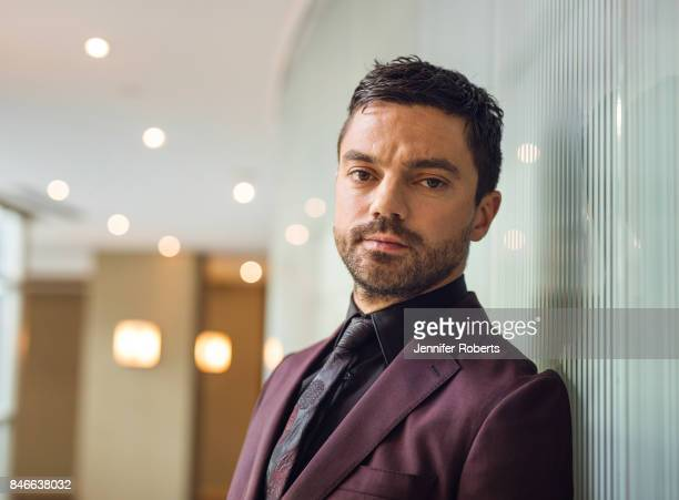 Actor Dominic Cooper of 'The Escape' is photographed at the 2017 Toronto Film Festival on September 13 2017 in Toronto Ontario