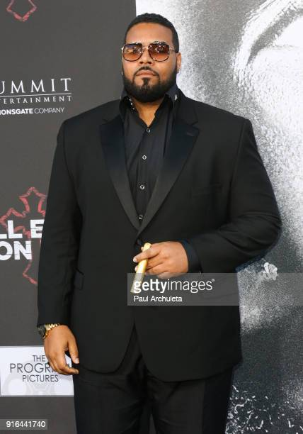 Actor Dominic L Santana attends the premiere of Lionsgate's 'All Eyez On Me' on June 14 2017 in Los Angeles California