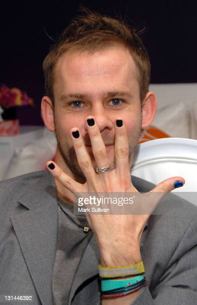 Actor Dominic Monaghan attends the CVS Pharmacy Beauty Club at the Access Hollywood Stuff You Must Lounge produced by On 3 Productions at the Sofitel...