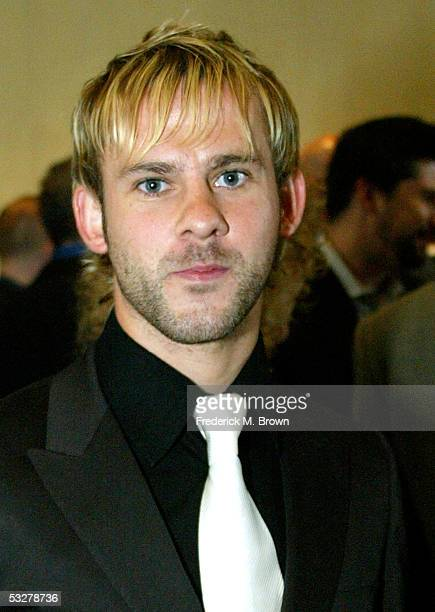 Actor Dominic Monaghan of Lost attends the 21st Annual Television Critics Association cocktail reception at the Beverly Hilton Hotel on July 23 2005...