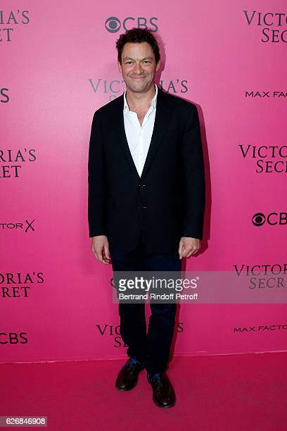 Actor Dominic West attends the 2016 Victoria's Secret Fashion Show Held at Grand Palais on November 30 2016 in Paris France