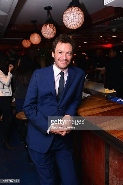 Actor Dominic West attends the premiere of SHOWTIME drama The Affair held at North River Lobster Company on October 6 2014 in New York City