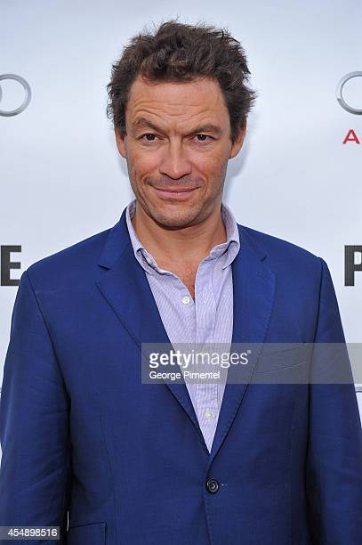 Actor Dominic West attends the 'Pride' PostScreening Event Presented By Audi Canada at The Citizen during the 2014 Toronto International Film...