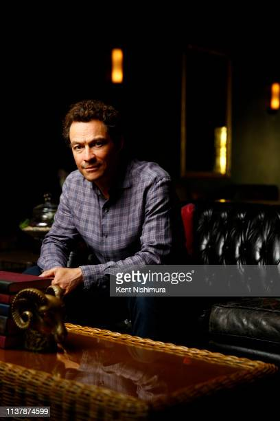 Actor Dominic West is photographed for Los Angeles Times on March 28 2019 in Santa Monica California PUBLISHED IMAGE CREDIT MUST READ Kent...