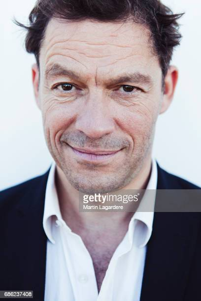 Actor Dominic West is photographed for Self Assignment on May 20 2017 in Cannes France
