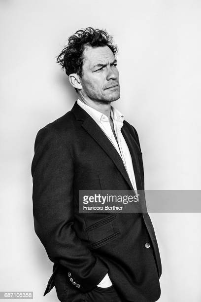 Actor Dominic West is photographed on May 20 2017 in Cannes France