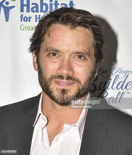 Actor Dominic Zamprogna attends the Habitat LA 2016 Los Angeles Builders Ball at Regent Beverly Wilshire Hotel on October 13 2016 in Beverly Hills...