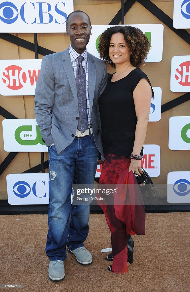 Television Critic Association's Summer Press Tour - CBS/CW/Showtime Party : News Photo