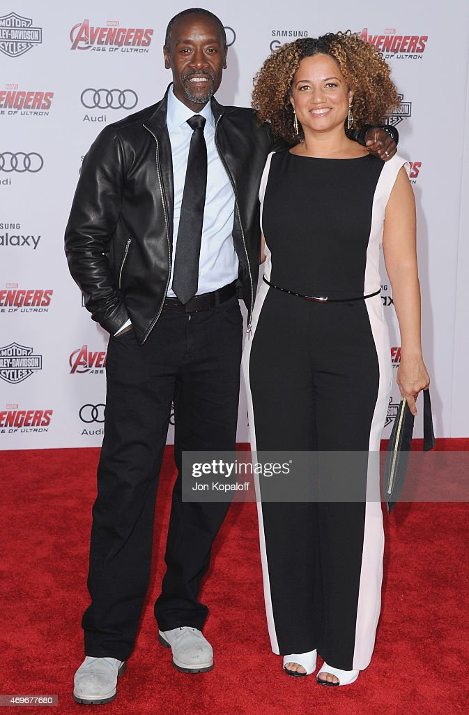 """Marvel's """"Avengers Age Of Ultron""""  - Los Angeles Premiere - Arrivals : News Photo"""