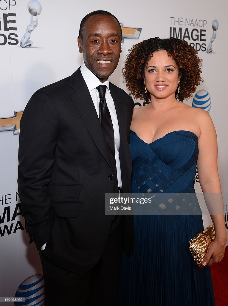 44th NAACP Image Awards - Red Carpet : News Photo