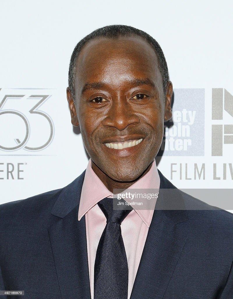 "53rd New York Film Festival - Closing Night Gala Presentation Of ""Miles Ahead"""