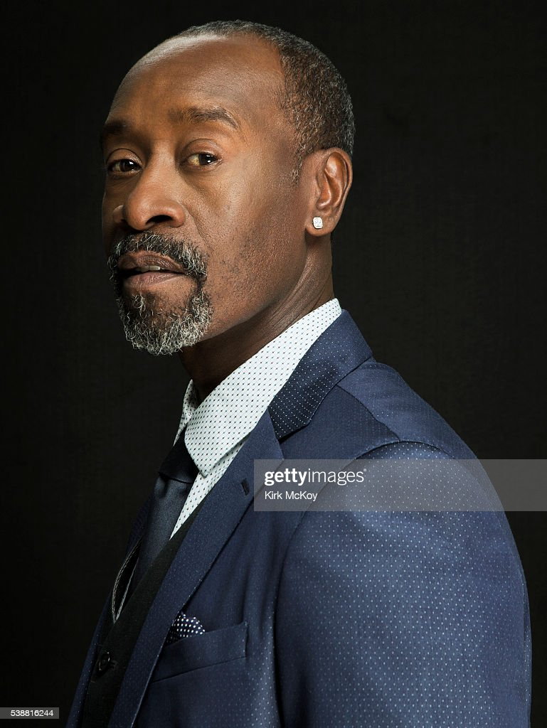 Don Cheadle, Los Angeles Times, June 2, 2016