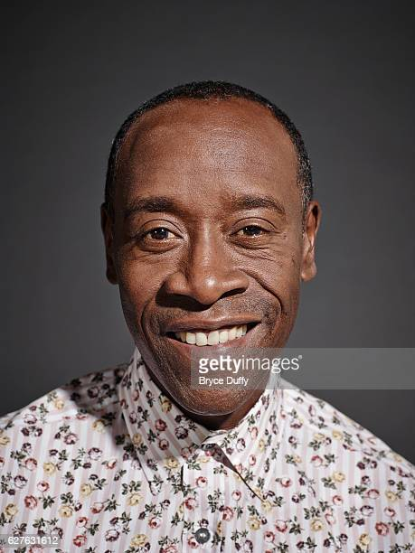 Actor Don Cheadle is photographed for Variety Magazine on October 5 2014
