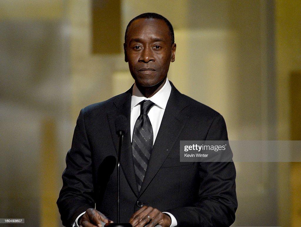 44th NAACP Image Awards - Show : News Photo