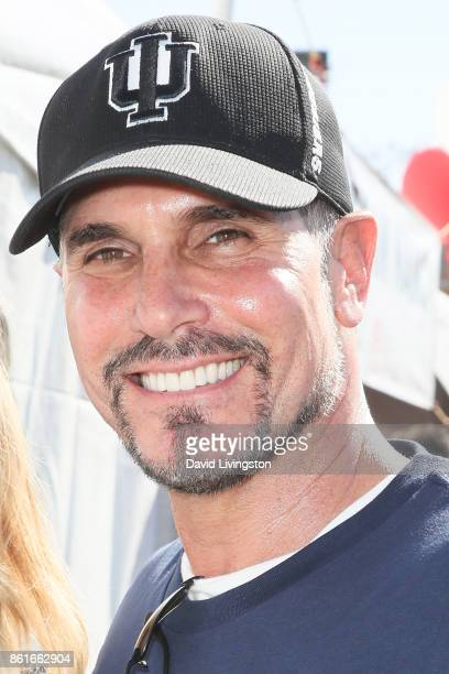 Actor Don Diamont attends Nanci Ryder's Team Nanci at the 15th Annual LA County Walk to Defeat ALS at the Exposition Park on October 15 2017 in Los...