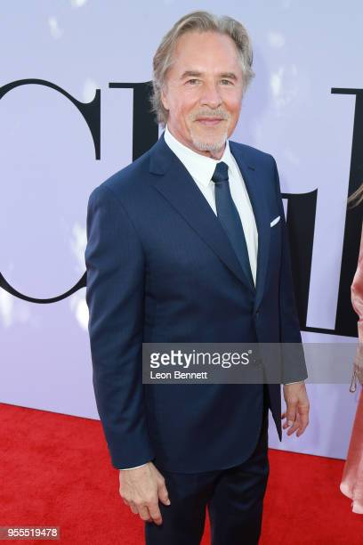 """Actor Don Johnson attends Paramount Pictures' Premiere Of """"Book Club"""" - Red Carpet at Regency Village Theatre on May 6, 2018 in Westwood, California."""