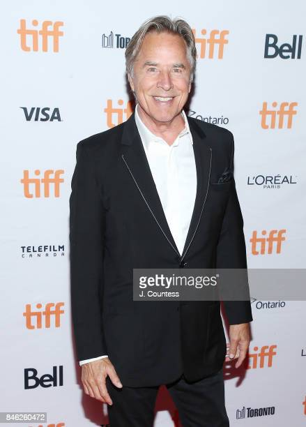 Actor Don Johnson attends the premiere of Brawl In Cell Block 99 during the 2017 Toronto International Film Festival at Ryerson Theatre on September...
