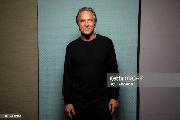 Actor Don Johnson from 'Knives Out,' is photographed for Los Angeles Times on September 8, 2019 at the Toronto International Film Festival in...