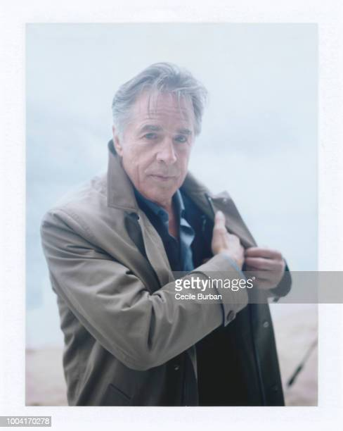 Actor Don Johnson is photographed for Self Assignment on May 2014 in Cannes France