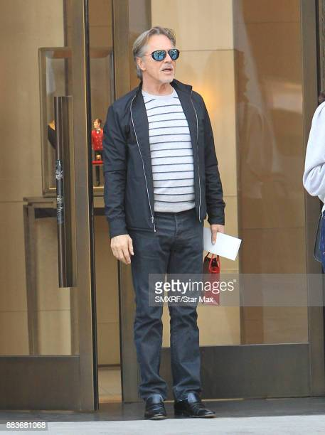 Actor Don Johnson is seen on November 30 2017 in Los Angeles CA