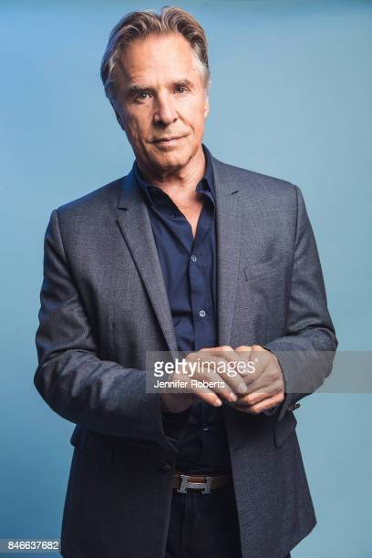 Actor Don Johnson of 'Brawl in Cell Block 99' is photographed at the 2017 Toronto Film Festival on September 13, 2017 in Toronto, Ontario.