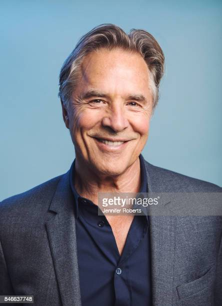 Actor Don Johnson of 'Brawl in Cell Block 99' is photographed at the 2017 Toronto Film Festival on September 13 2017 in Toronto Ontario