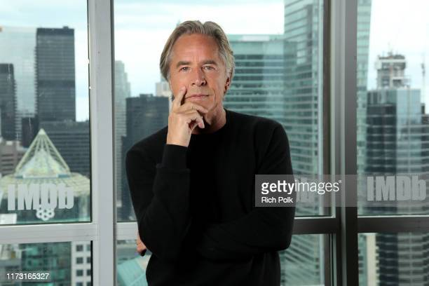 Actor Don Johnson of 'Knives Out' attends The IMDb Studio Presented By Intuit QuickBooks at Toronto 2019 at Bisha Hotel & Residences on September 08,...