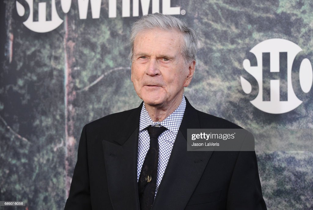 Actor Don Murray attends the premiere of 'Twin Peaks' at Ace Hotel on May 19, 2017 in Los Angeles, California.