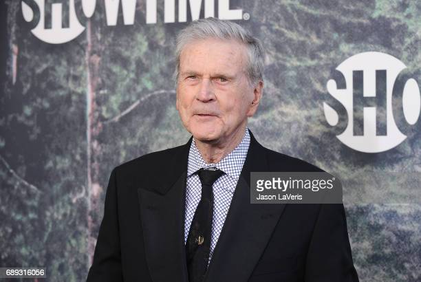 Actor Don Murray attends the premiere of 'Twin Peaks' at Ace Hotel on May 19 2017 in Los Angeles California