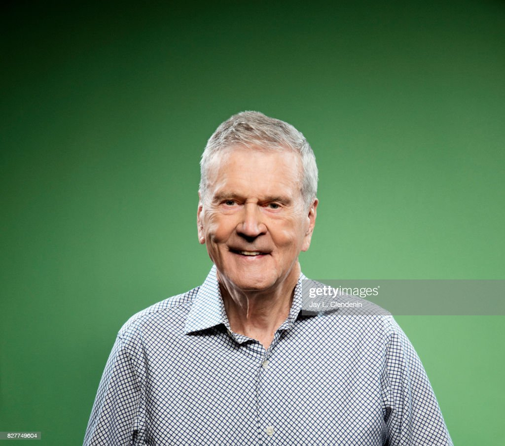 Actor Don Murray, from the television series 'Twin Peaks,' is photographed in the L.A. Times photo studio at Comic-Con 2017, in San Diego, CA on July 21, 2017.