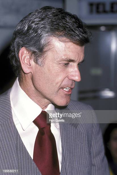 Actor Don Murray on November 14 1980 on the set of Endless Love at City Hall in Yonkers New York