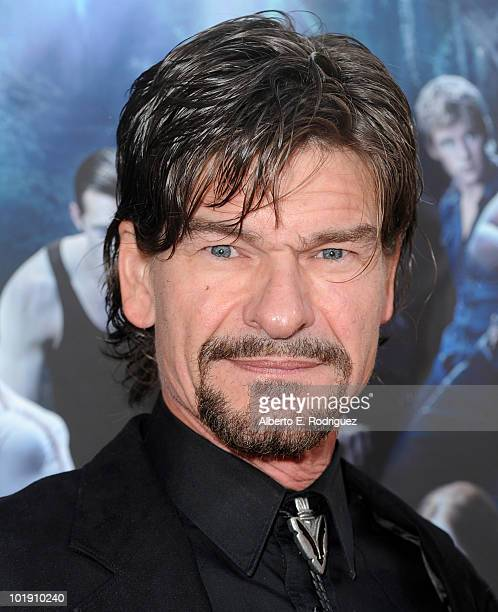 Actor Don Swayze arrives at HBO's 'True Blood' Season 3 premiere held at ArcLight Cinemas Cinerama Dome on June 8 2010 in Hollywood California