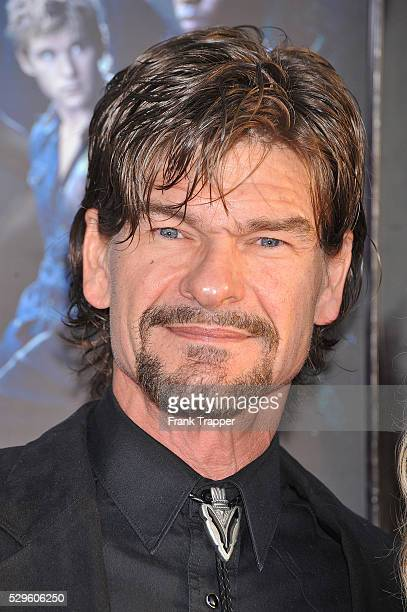 Actor Don Swayze arrives at the premiere of HBO's True Blood Season 3 at The Cinerama Dome in Hollywood