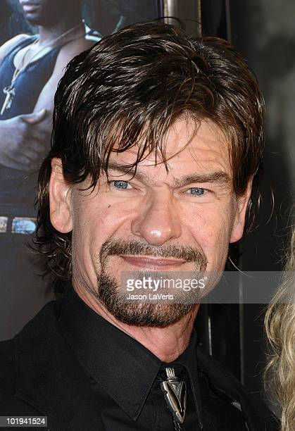 Actor Don Swayze attends the third season premiere of HBO's True Blood at ArcLight Cinemas Cinerama Dome on June 8 2010 in Hollywood California