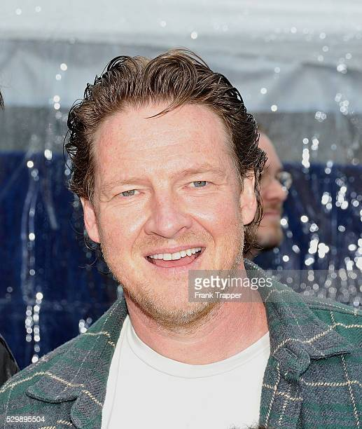 Actor Donal Logue arrives at the premiere of Monsters vs Aliens held at Gibson Amphitheatre in Universal City