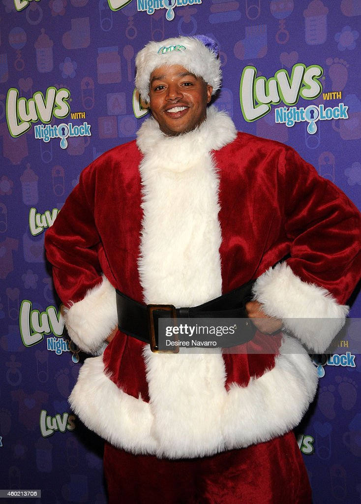 The Children's Miracle Network Holiday Event With Donald Faison