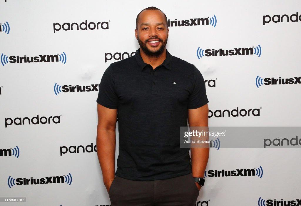 Celebrities Visit SiriusXM - September 20, 2019 : Fotografía de noticias