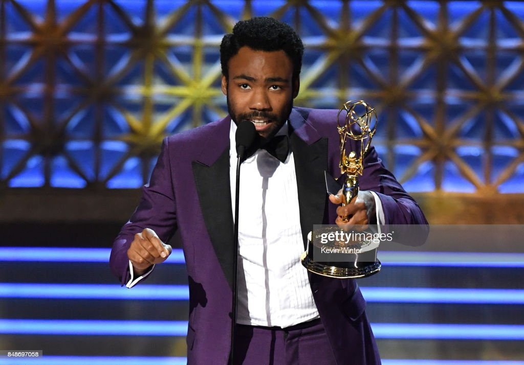69th Annual Primetime Emmy Awards - Show : ニュース写真