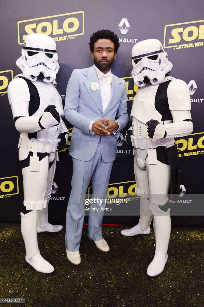 'Solo: A Star Wars Story' Party At The Carlton Beach